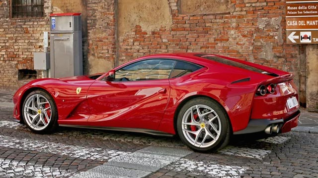 Ferrari 812 Wheels