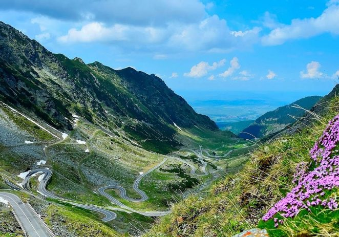 The Three Best Driving Roads in Europe