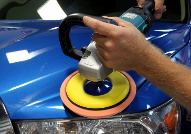 The Beginners Guide to Buffing a Car