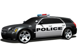 Top Five Most Unusual Police Cars