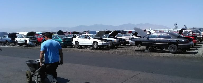 Reasons to Buy your Parts at a Salvage Yard