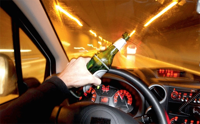 The Possible Consequences of Driving Under Influence